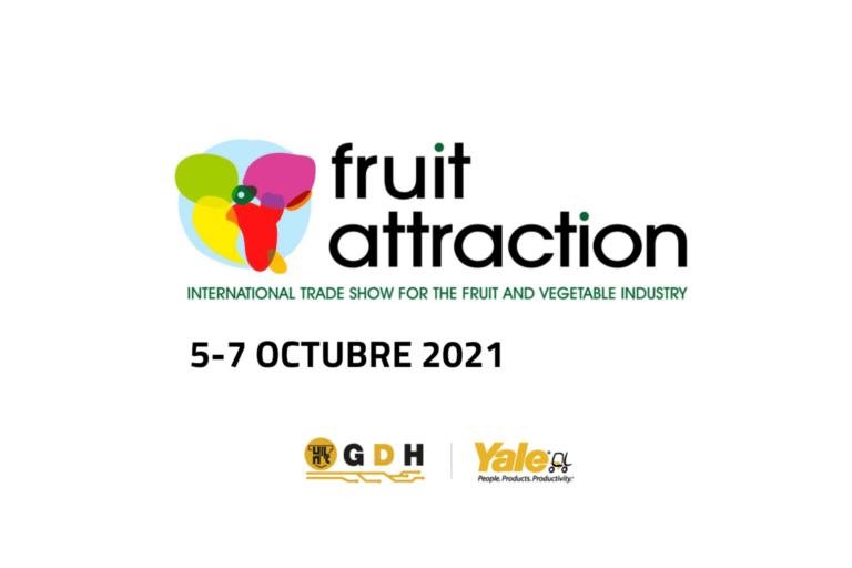 GDH participará en la próxima edición de Fruit Attraction 2021